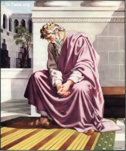 www-St-Takla-org--20-David-weeping-over-the-death-of-Absalom