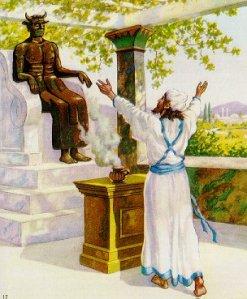 solomon-idolatry
