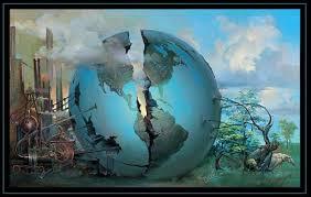 A world split apart